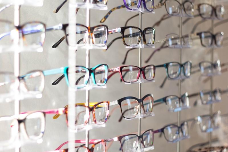Obchod s okuliarmi